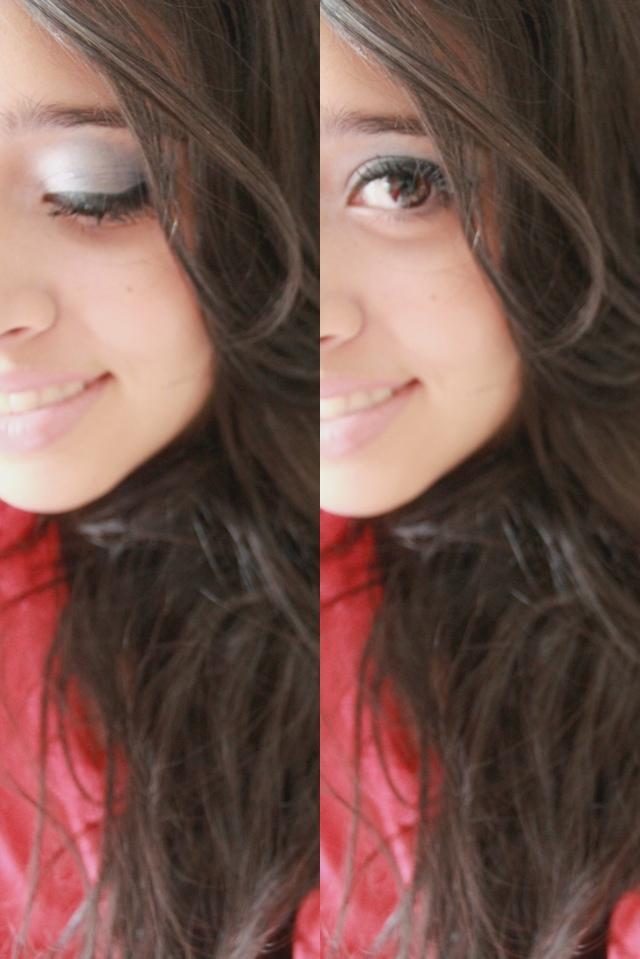 28. Maquiagem