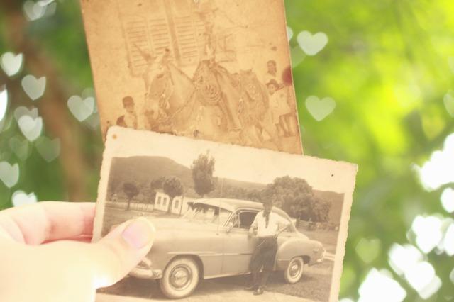 Fotos velhas = ♥