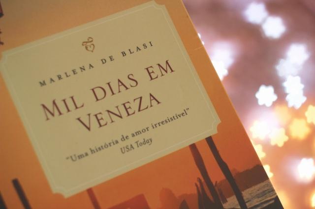 {Laranja} - Mil Dias em Veneza, Marlena de Blasi