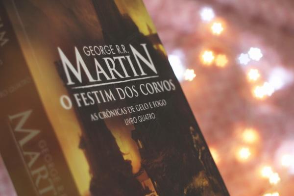 {Amarelo} - O festim dos Corvos, George R. R. Martin